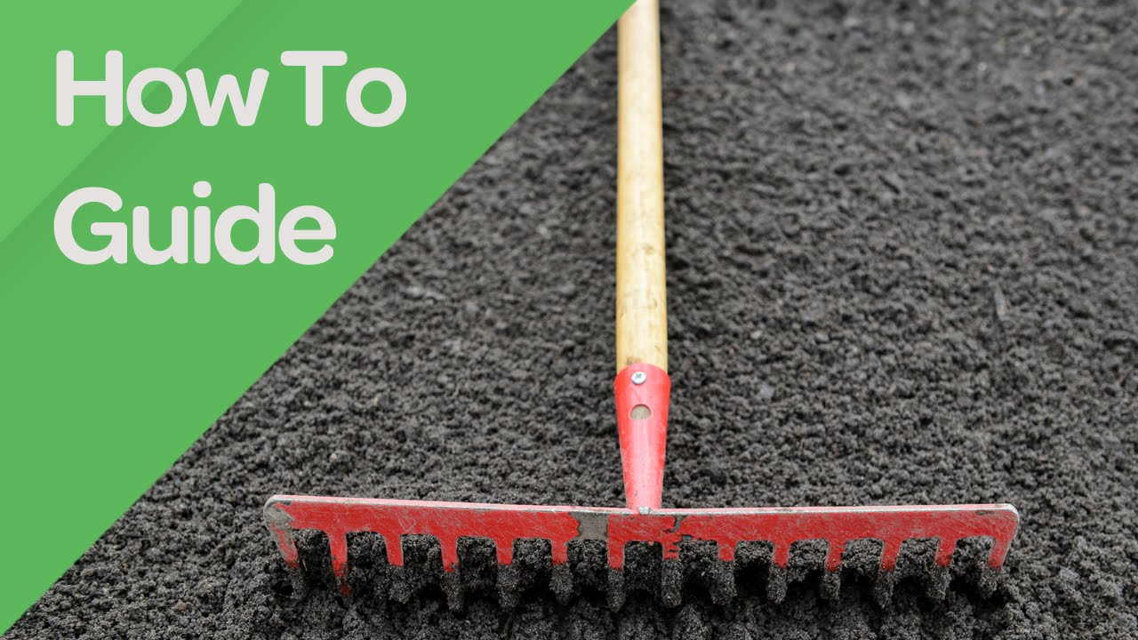 How To Prepare The Ground Before Laying Turf Online Turf Youtube