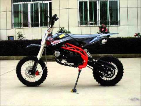 dirt bike sky 125 youtube. Black Bedroom Furniture Sets. Home Design Ideas