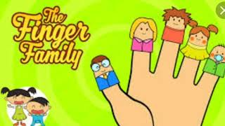 Finger family - 7 fingers family songs for babys