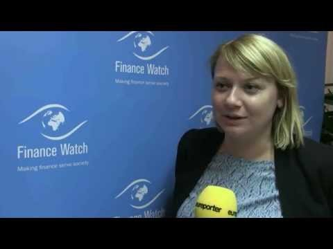 Finance Watch: European Deposit Insurance Scheme