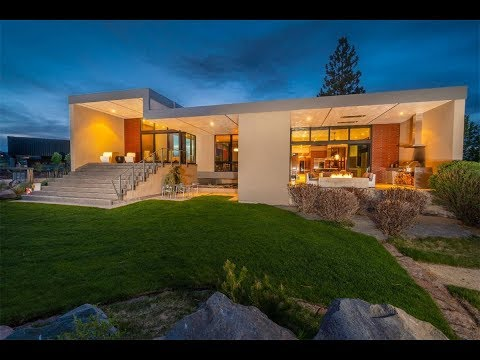 Timeless Contemporary House in Bend, Oregon | Sotheby's International Realty