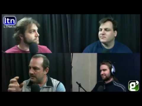 Nexus streams Simfy to a keyboard on Mars :LTG Episode 105
