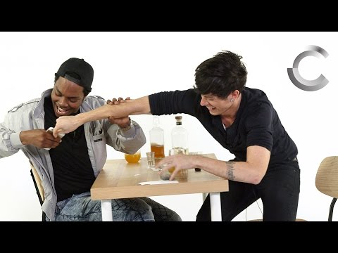 Blind Dates Play Truth or Drink (Karlos & Ricky) | Truth or Drink | Cut