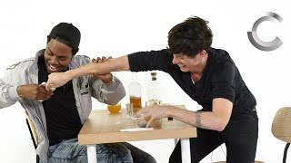 Blind Dates Play Truth or Drink (Karlos & Ricky)