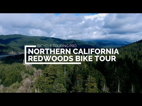 160-MILE REDWOODS BIKE TOUR -- California Cycling Documentary