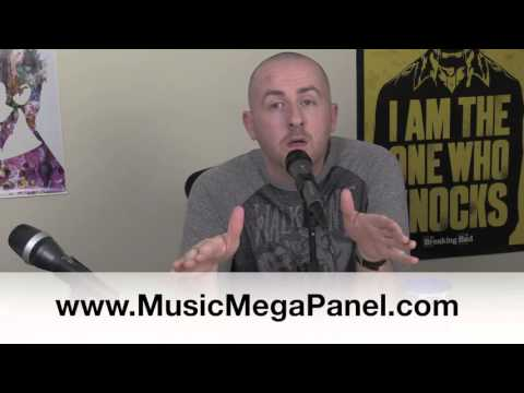 Emailing Music Supervisors - MUSIC MEGA PANEL