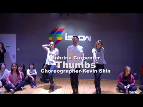 Sabrin Carpenter Thumbs | Kevin Shin Choreography
