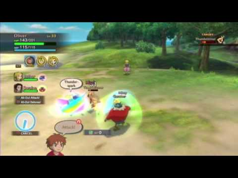Ni no Kuni: Wrath of the White Witch #082, Northern Islands: The Spindle & Ugly Duckling Isle