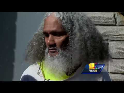 Video: The Running Man receives award from Baltimore City Council