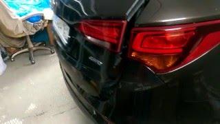 Электропривод двери багажника Santa Fe DM(, 2015-12-17T19:18:27.000Z)