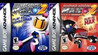 Bomberman Max 2: Blue/Red Advance - Minigame 2 (ORIGINAL + REMIX MASH-UP)