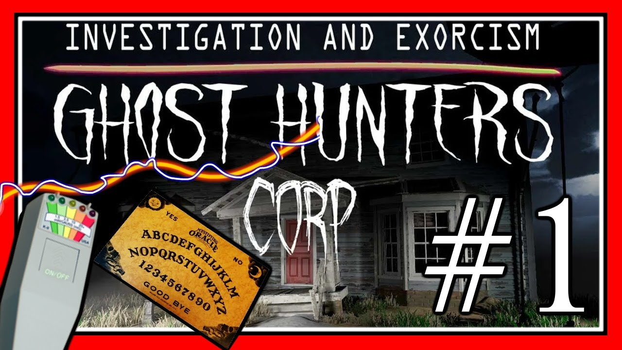 AN ANGRY SPIRIT in GHOST HUNTERS CORP #1
