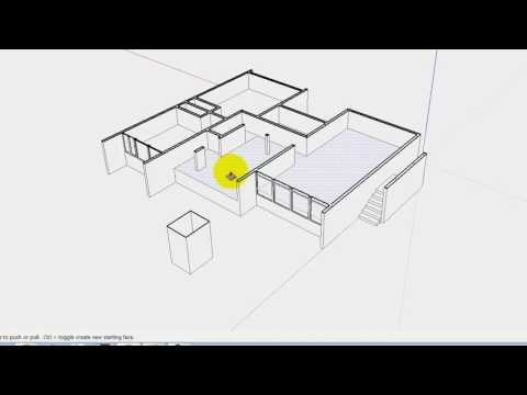Lecture 128 - Plans From SketchUp (Spring 2016 - Evening)