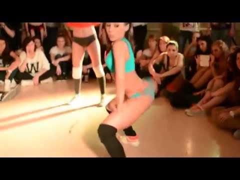 TWERK/BOOTY DANCE battle Екатерина Мельникова & Екатерина Пайпер