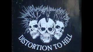 VA - Distortion to Hell Again   Sweden Comp 1995