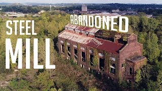 ABANDONED - Ensley Steel Works in Alabama - Ken Heron (4K)