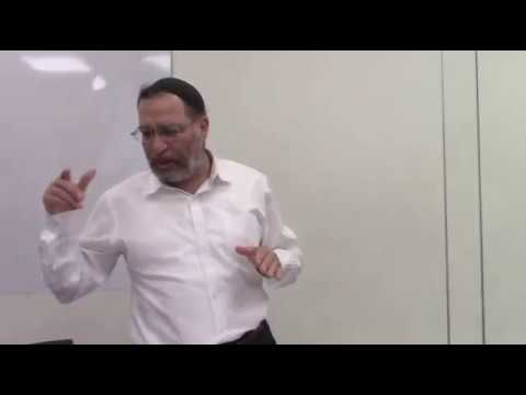 הלכות תלמוד תורה - צורבא מרבנן - הרב בן ציון אלגאזי