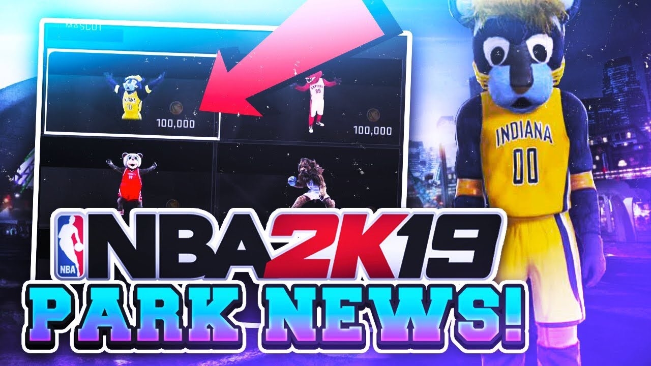 RONNIE2K CONFIRMS MASCOTS, NEW PARK GAME MODES, RANKED