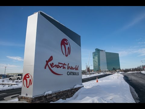 Exclusive behind the scenes tour of Resorts World Catskills