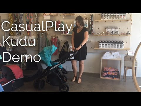 CasualPlay Kudu Demo