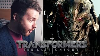Transformers 5: The Last Knight Trailer 2 - SHOCKWAVE IS BACK! (Reaction)