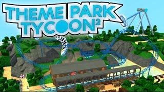 Roblox [NEW GAME]: Theme Park Tycoon 2 [Beta] #2! -- Restarting to build Walibi World!