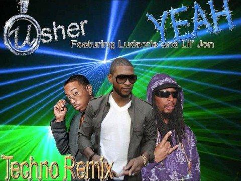 Usher - Yeah (Techno Remix)