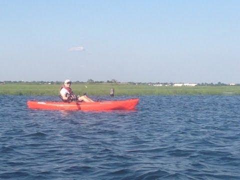 Kayaking Hewlett Bay Long Island New York