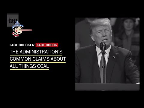 Download Youtube: Fact-checking the Trump administration's claims on 'saving' coal