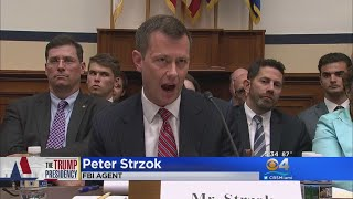 Shouting Match Erupts At FBI Agent Peter Strzok's House Panel Hearing