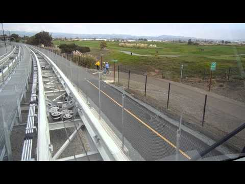 BART to Oakland International Airport (back to BART) - part 1