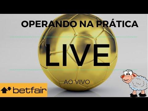 OPERANDO NA PRÁTICA SÃO PAULO X GREMIO. O TRADING PURO!!