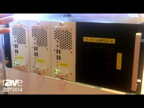 ISE 2014: iBase Technologies Introduces