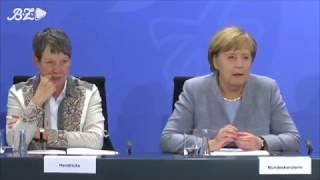 Merkel rügt Argrarminister Schmidt für Zustimmung bei Glyphosat