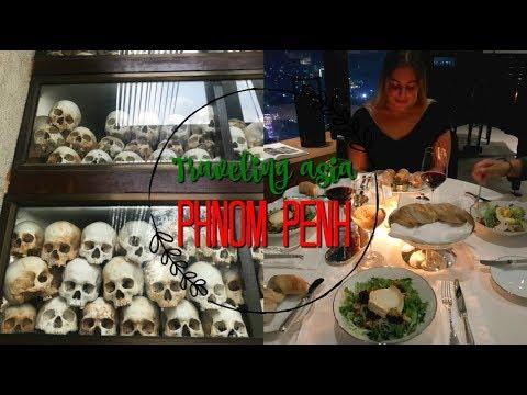 🌏 Traveling asia 👀 PHNOM PENH | Johanna Lind