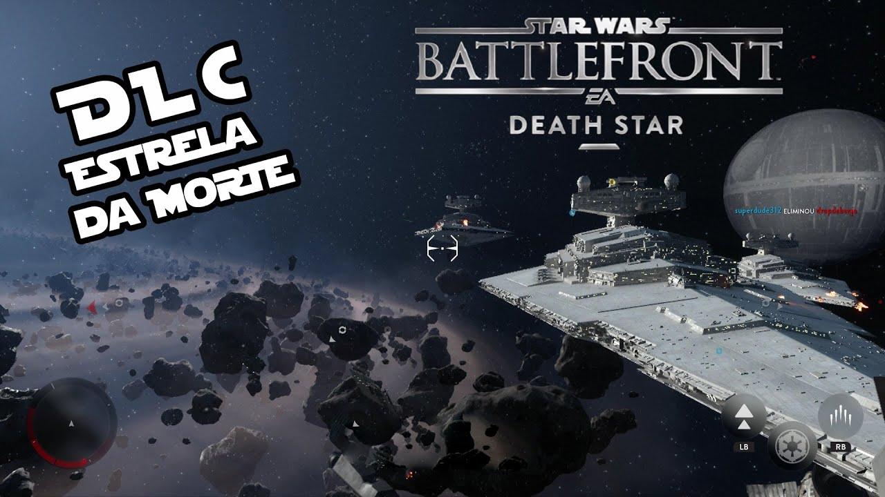 Star Wars Battlefront Dlc Estrela Da Morte Youtube