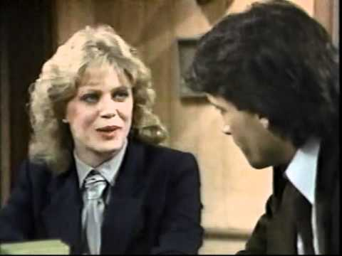 Jake and Rose flirt p1 GH May 13,1983