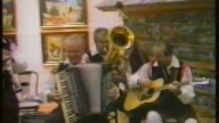 Slavko Avsenik  & Seine Original Oberkrainer -  Einer der letzten Spiel