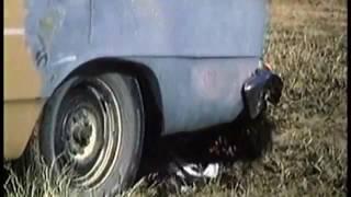 Movie Tv Car Cranking Pedal Pumping 274