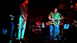 """80/81"" (Metheny) part 1/2 @Smiths Jam 2013-01-15"