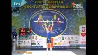 Спортсмен из Сочи выиграл ЧР по тяжелой атлетике