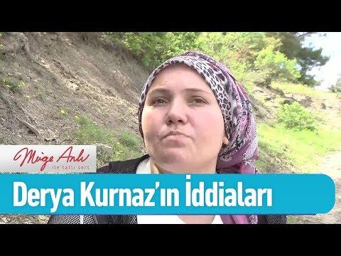 Derya Kurnaz'ın iddiaları... - Müge Anlı ile Tatlı Sert 16 Mayıs 2019