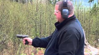 kahr cw9 rapid fire