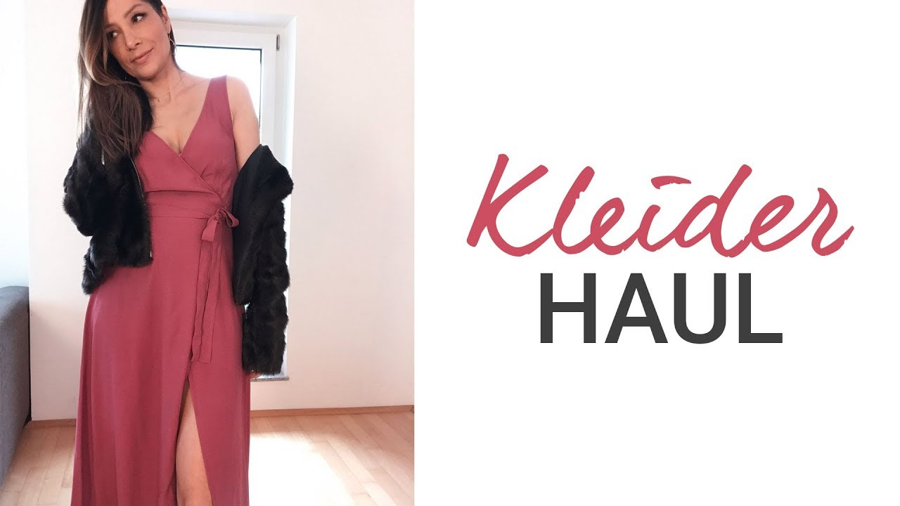 1ced3c93546e9 Fashion Haul: Die schönsten Frühlings- und Sommerkleider 2019 ...