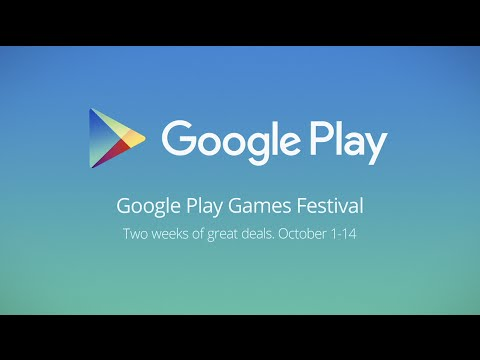Google Play Games Festival UK #1