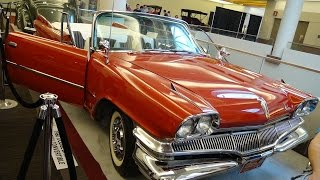 1960 Dodge Dart Phoenix Convertible AACA Grand National Senior Award Winner
