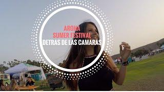 arona summer festival vlog