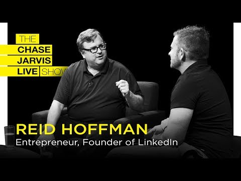 Reid Hoffman: Build A World-Changing Business | Chase Jarvis LIVE