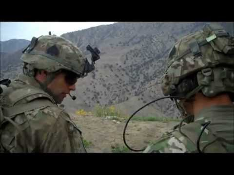 U.S. Army Soldiers Conduct An Air Assault Operation In Afghanistan