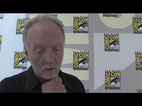 Saw IV - Tobin Bell talks Jigsaw at Comic Con!
